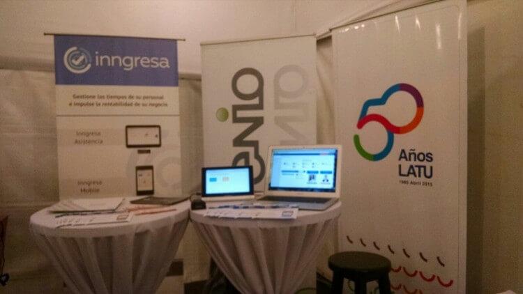 Inngresa exhibe servicios en IdM2015