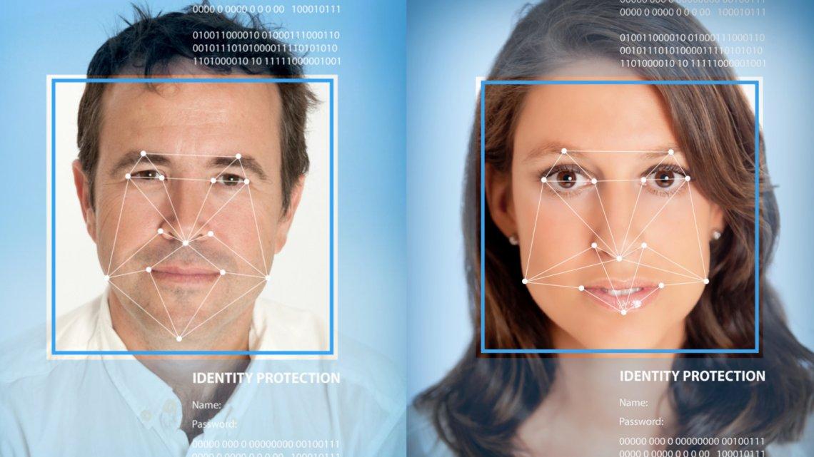 biometria lector facial