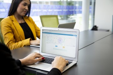 sistema de asistencia para personal vía web
